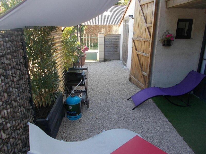Location Gîte Sainte-Flaive-des-Loups, 2 pièces, 2 personnes, location de vacances à La Mothe-Achard