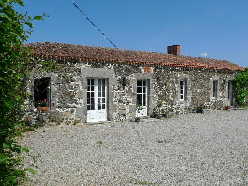 Garnaud 6, holiday rental in Poiroux