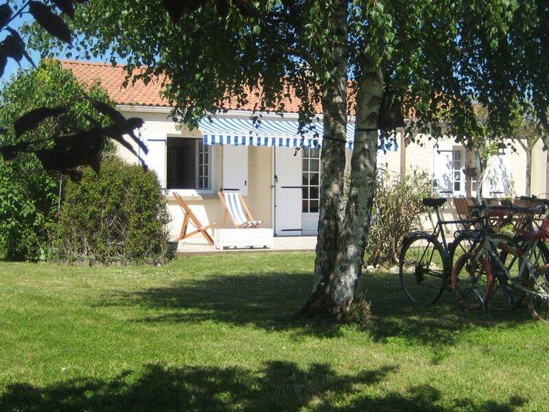 L'Escalière, holiday rental in Saint-Hilaire-la-Foret