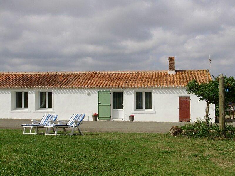 Gîte La Morière, holiday rental in Landeronde
