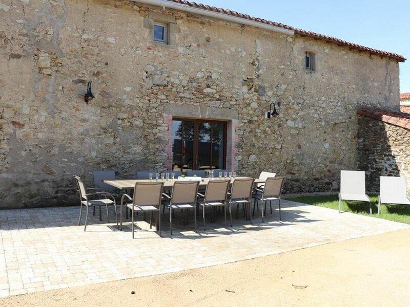 Logis des 3 mousquetaires - Athos, location de vacances à Les Herbiers