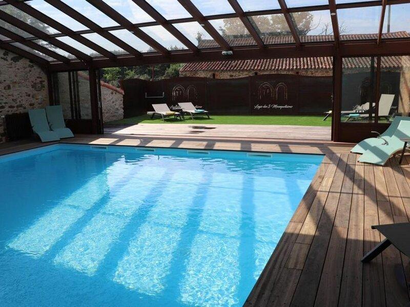 Logis des 3 mousquetaires - Porthos, location de vacances à Les Herbiers