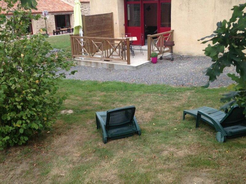 Domaine de la Crépelière, vakantiewoning in La Roche-sur-Yon