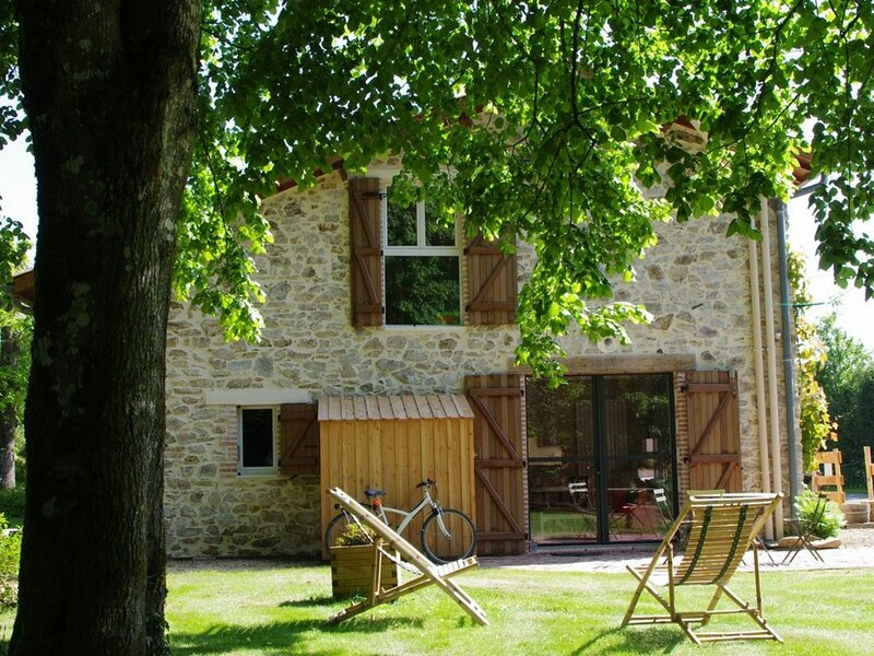La Noue Sève, holiday rental in Chateau-Guibert