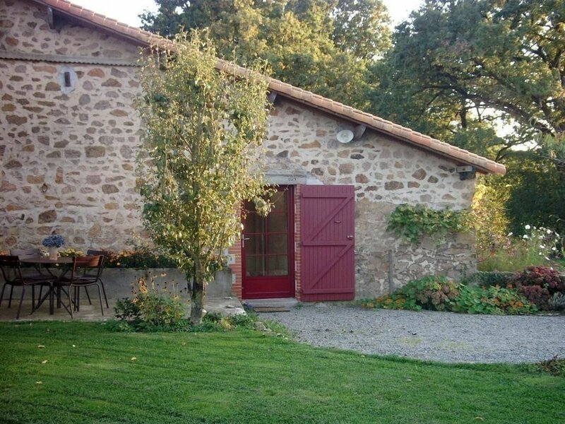 Le Fruitier, holiday rental in Chateau-Guibert