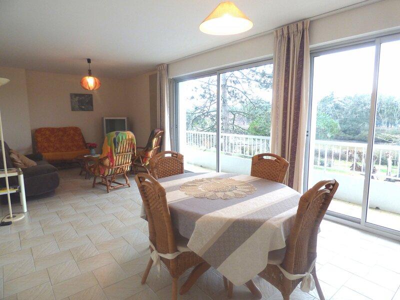 Appartement face au Jaunay - Saint-Gilles-Croix-de-Vie, holiday rental in Givrand