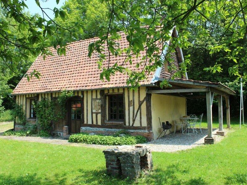 Le Fief de Bosc-Michel, holiday rental in Auffay