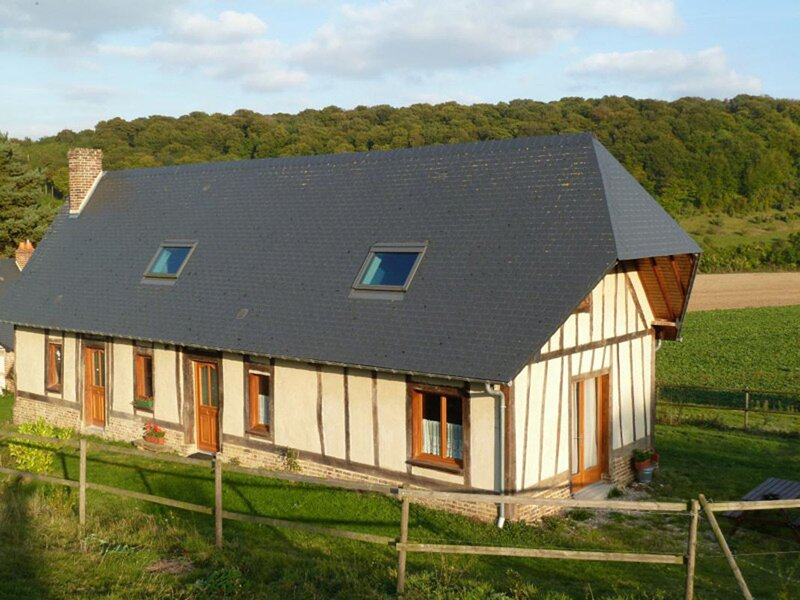 Le Fournil, holiday rental in Foucarmont