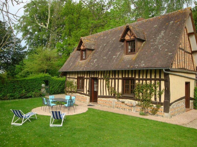 Le Catteville, holiday rental in Auffay