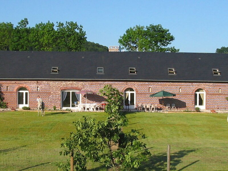 Normand, holiday rental in Auffay