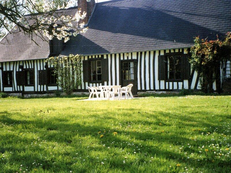 Le gîte de Mapie, holiday rental in Auffay