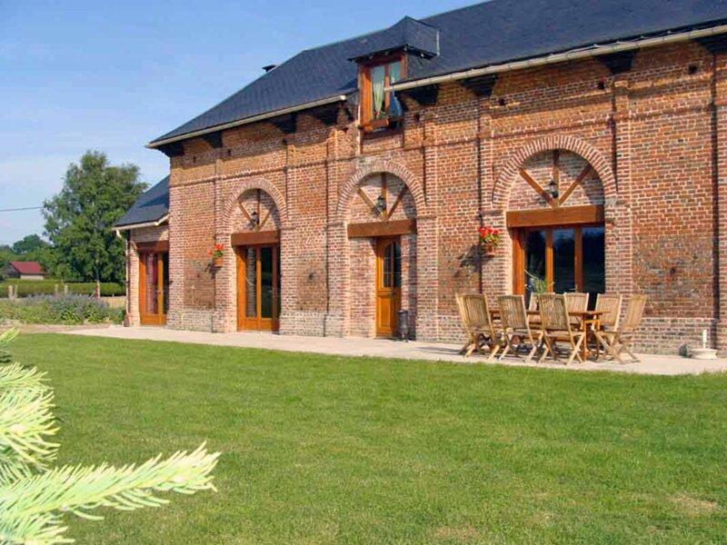 La Loge du Charretier, holiday rental in Auffay