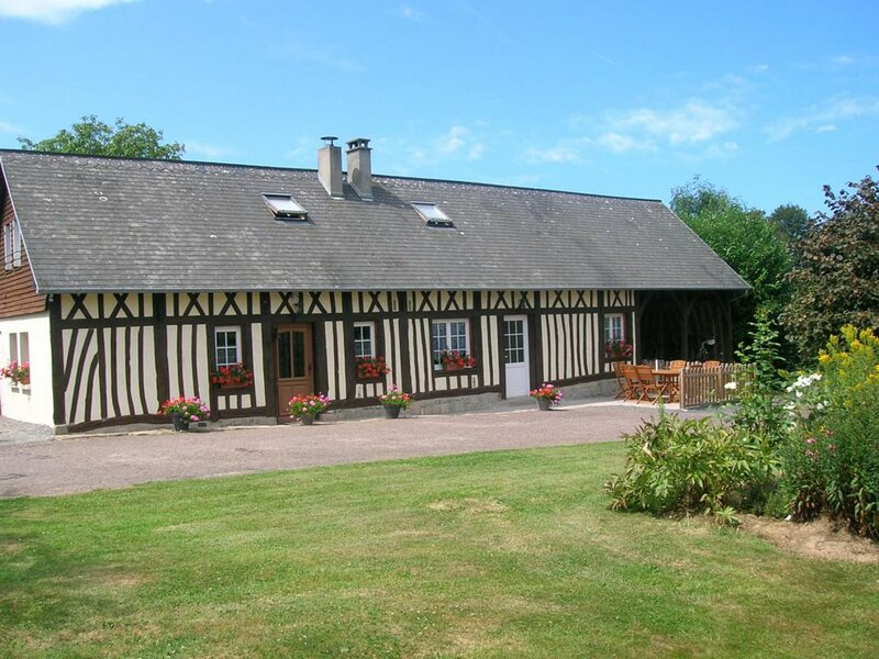 Le Cellier, holiday rental in Auffay