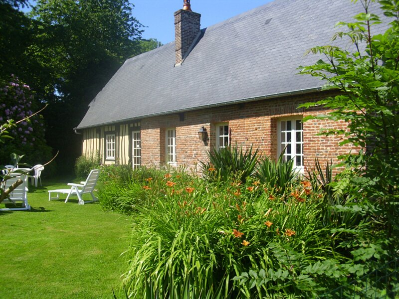 Les Rhododendrons, holiday rental in Doudeville