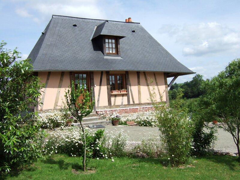 Le Pressoir, holiday rental in Mesnieres-en-Bray