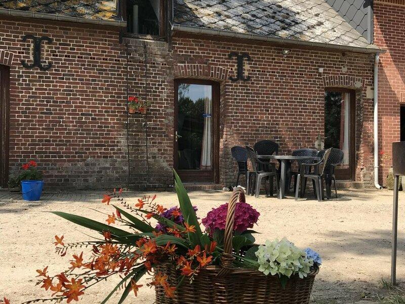 Les Douillons, alquiler de vacaciones en Bretteville-du-Grand-Caux