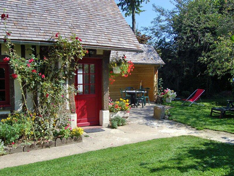 Maison de Poupée, holiday rental in Doudeville