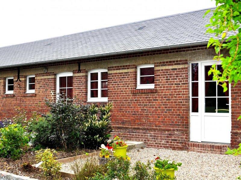 Location Gîte Villainville, 3 pièces, 4 personnes, location de vacances à Le Tilleul