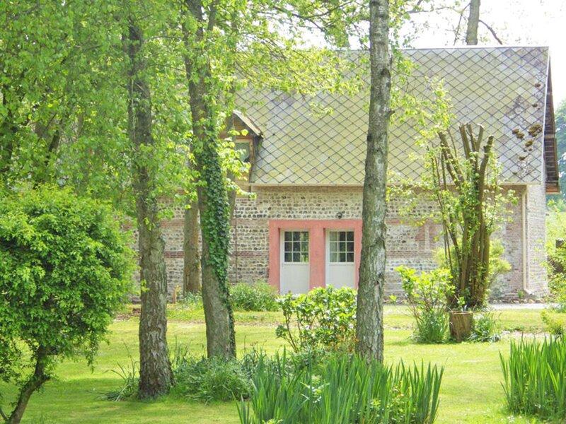 Location Gîte Annouville-Vilmesnil, 3 pièces, 4 personnes, alquiler de vacaciones en Bretteville-du-Grand-Caux