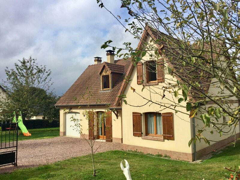 Au Bonheur Normand, holiday rental in Foucarmont
