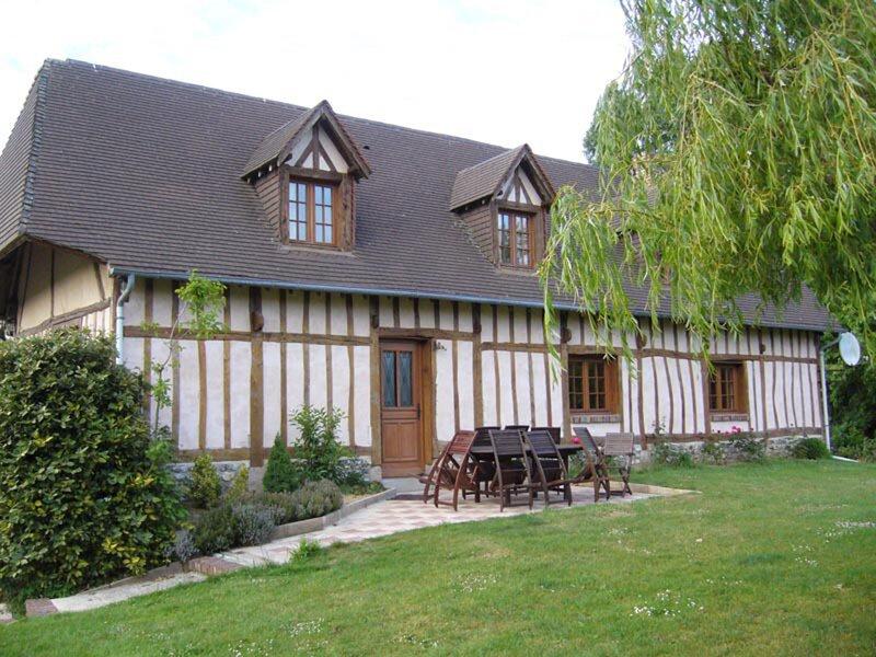 La Grange, holiday rental in Angiens