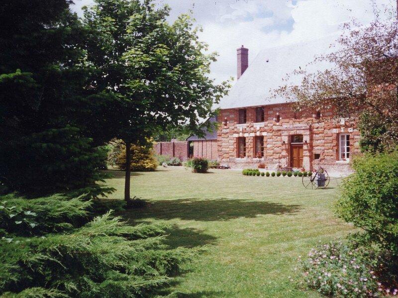 Le Manoir du Bourgueil, holiday rental in Auffay