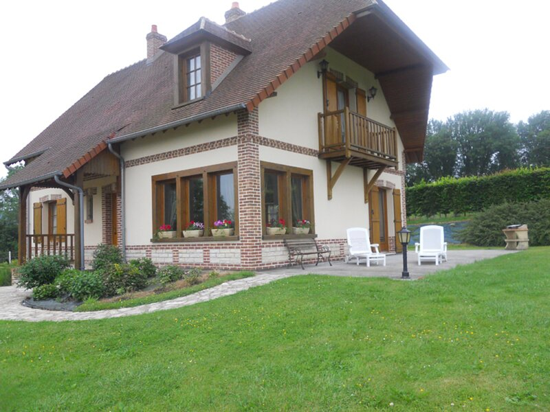 Les Bosquets, holiday rental in Lorleau