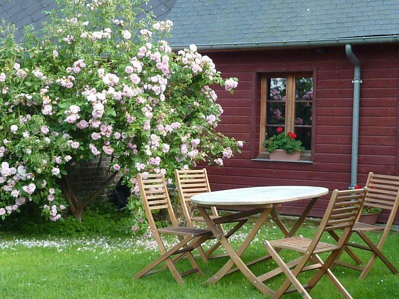 La Bulloise, holiday rental in Mesnieres-en-Bray