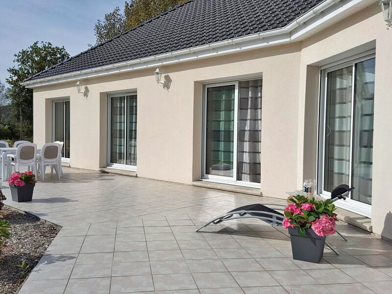Le Temps qui Passe, holiday rental in Ganzeville