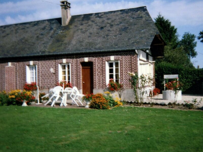Les Pommiers, vacation rental in Ouainville