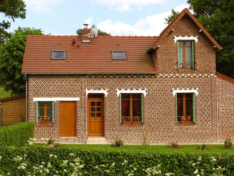 Le Tilleul, casa vacanza a Hericourt-sur-Therain