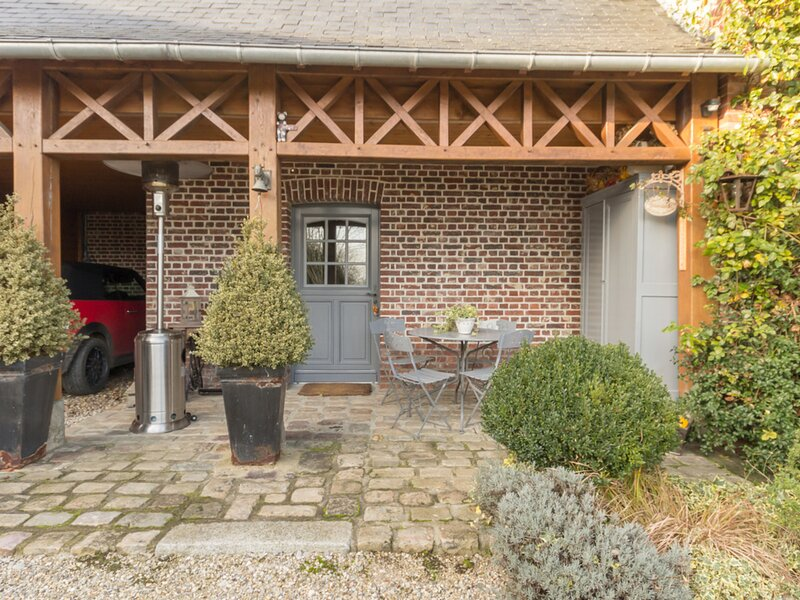 Le Nid d'Hirondelles, holiday rental in Saint-Martin-le-Gaillard