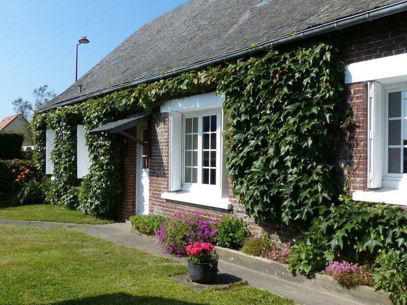 La Grangière, location de vacances à Envermeu