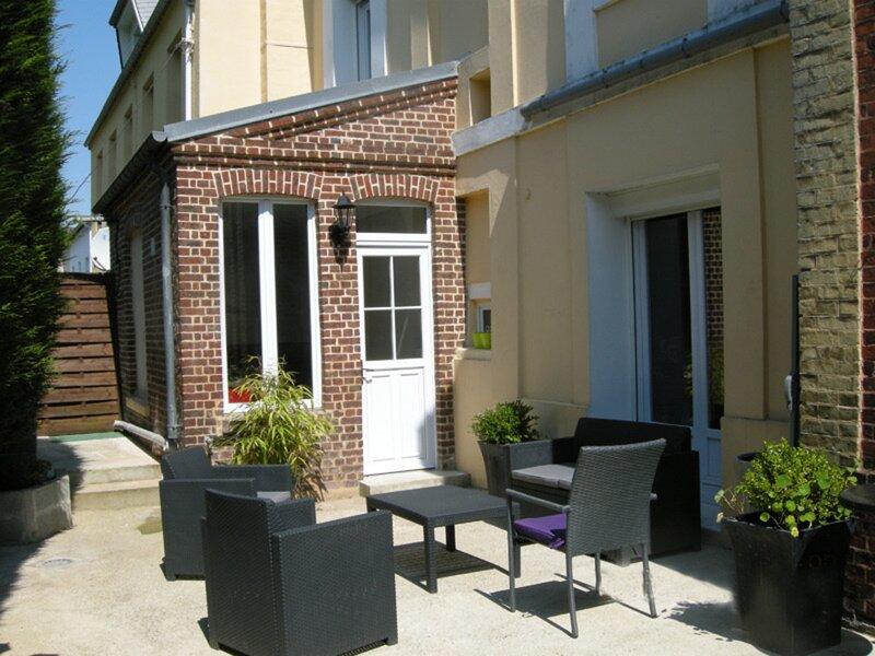 Location Gîte Bolbec, 3 pièces, 4 personnes, casa vacanza a Breaute