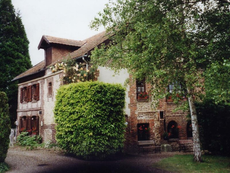 Le Moulin, holiday rental in Poses