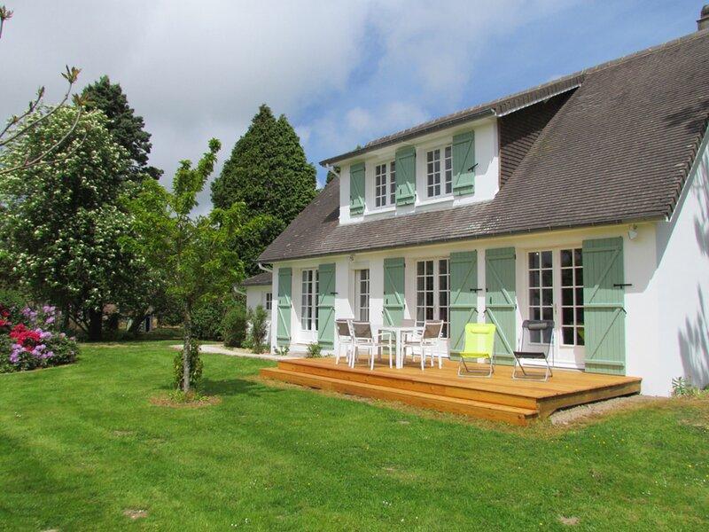 Le Gîte du Burel, holiday rental in Foucarmont