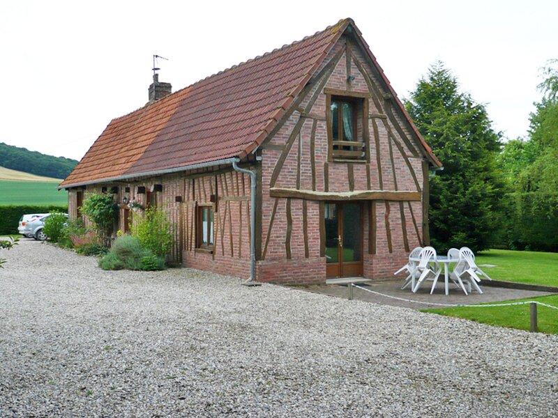 Dragueville, holiday rental in Saint-Martin-le-Gaillard