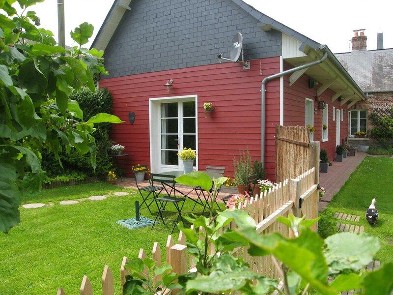 Bienvenue chez L.é.A. !, holiday rental in Saint-Martin-le-Gaillard