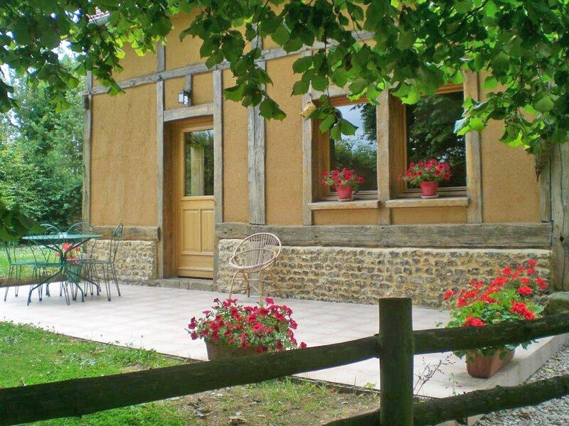 La Bosselette, holiday rental in Auffay