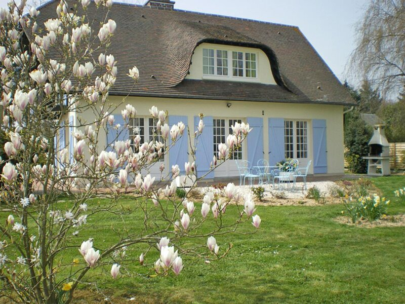 Les Loquets Bleus, holiday rental in Angiens