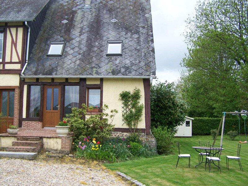 Maison Normande, location de vacances à Saint-Paër