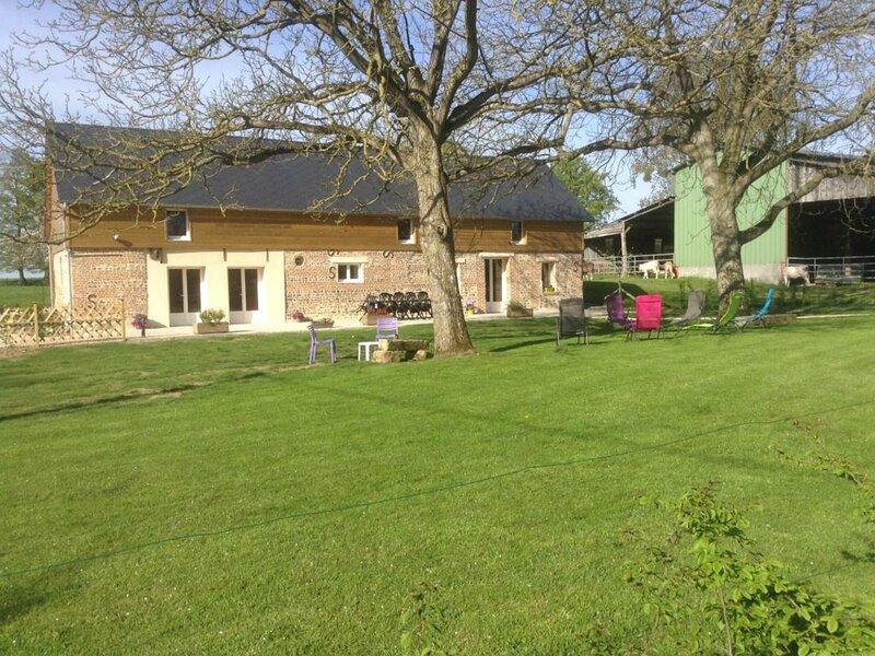 L'Avant la Prée, holiday rental in Mesnieres-en-Bray