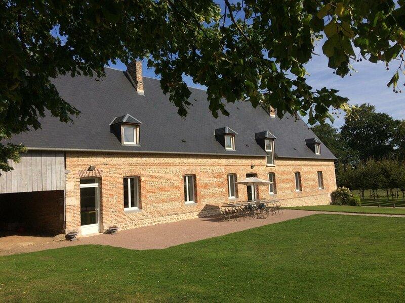 Maison de Campagne, alquiler vacacional en Hericourt-en-Caux
