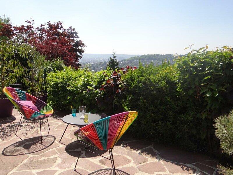 Le Jardin, holiday rental in Mont-Saint-Aignan