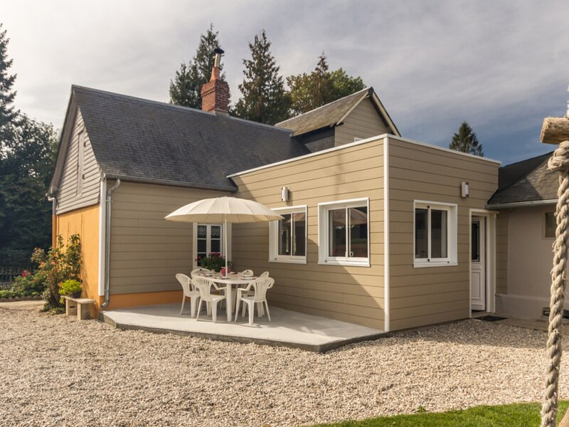 Le Colombier, holiday rental in Foucarmont