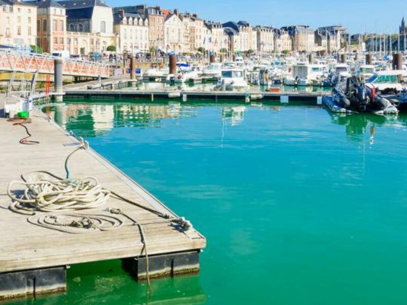 Blanc Craie, vacation rental in Pourville-sur-Mer