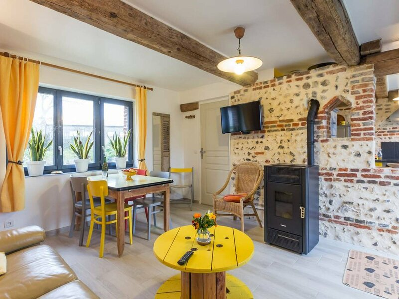 Pomme Chocolat, holiday rental in Criquetot-l'Esneval