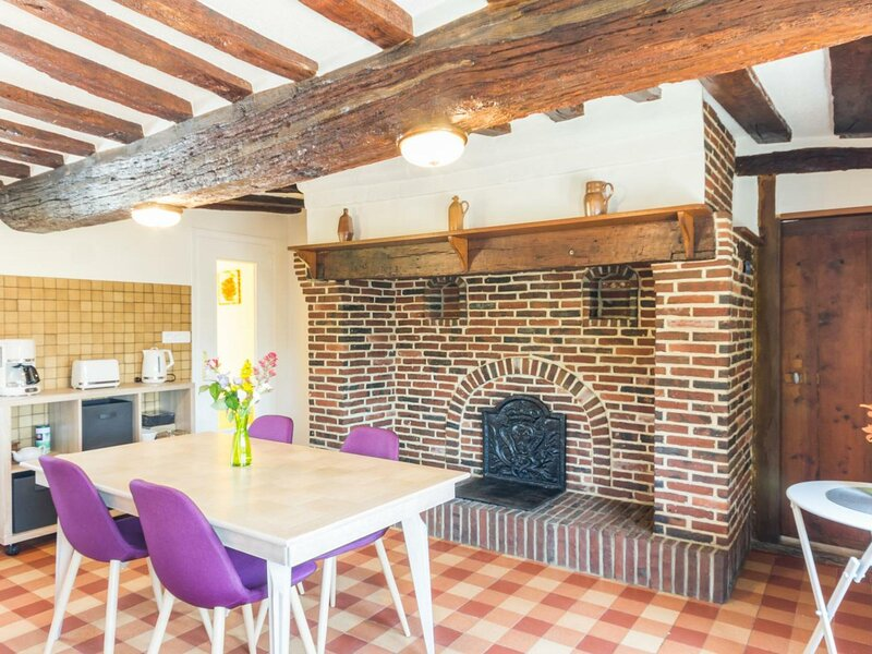 Le Bremontier, holiday rental in Mesnieres-en-Bray