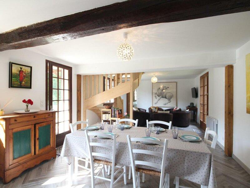 La Longère d'Eawy, holiday rental in Auffay