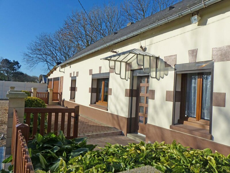 Les Wagands, holiday rental in Theuville-aux-Maillots